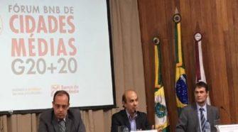 Fórum BNB G20+20