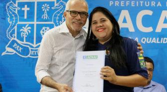 IJCPM e Prefeitura firmam parceria para qualificar jovens