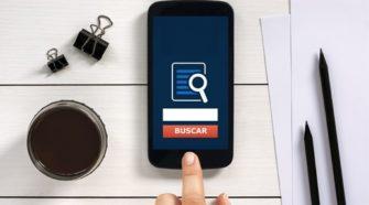 Busca empregos celular_Imagem iStock