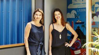 Claudia Colaferro e Flavia Spinelli