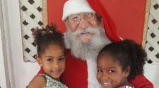 Internet para fotos com o Papai Noel