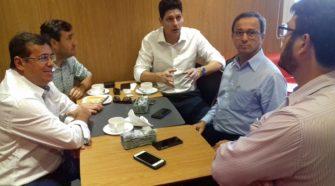 Reunião para deliberar sobre a Greve Geral