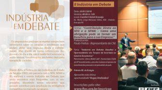 Indústria em Debate