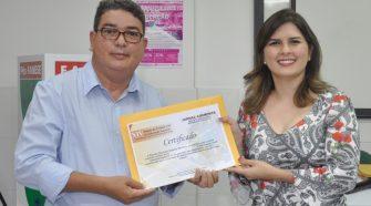 Patrícia Lopes, diretora de Planejamento e Controladoria do Banese Card