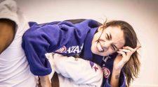 Mariana Ribeiro-foto reprodução Brazilian Jiu-Jitsu