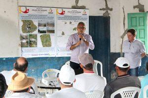 Modernização para os produtores irrigantes