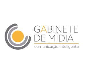 Logo Gabinete de Midia 2019