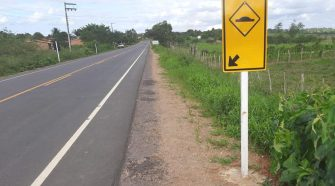 Rodovia que liga Aquidabã e Graccho Cardoso está próxima da conclusão