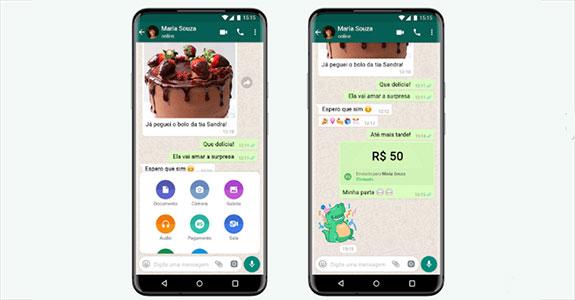 Imagem WhatsApp Pay