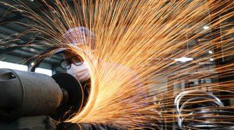 Produção de aço bate recorde histórico