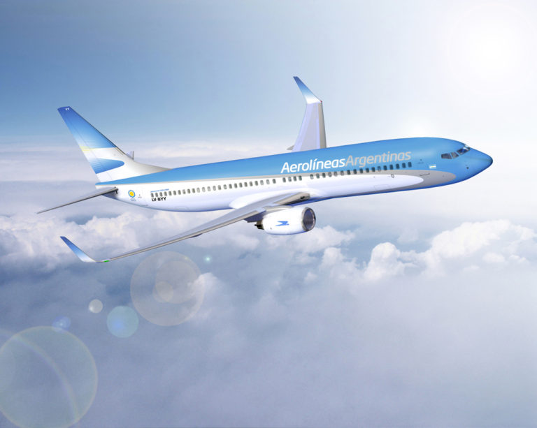 Aerolíneas terá 5 voos entre Buenos Aires e São Paulo em junho