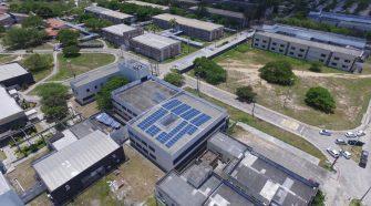 UFS é a maior geradora de energia limpa de Sergipe