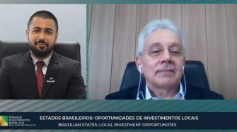 Governo apresenta potencialidades de Sergipe no Fórum de Investimentos Brasil