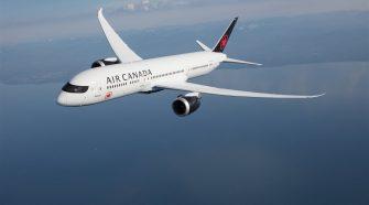 Air Canada volta a voar para o Brasil em setembro