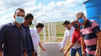 Comunidades rurais de Poço Verde recebem sistemas de abastecimento de água