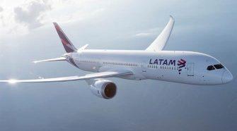 Latam Brasil já opera 74% de suas aeronaves