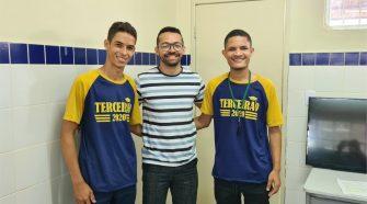Equipe de colégio estadual sergipano recebe três prêmios na Feira Brasileira de Jovens Cientistas