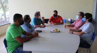SindcomTB e Fecomércio debatem sobre o PRODETER em Tobias Barreto