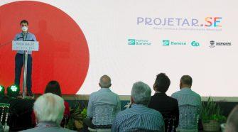 Presidente do Banese e governador de Sergipe lançam ProjetarSE