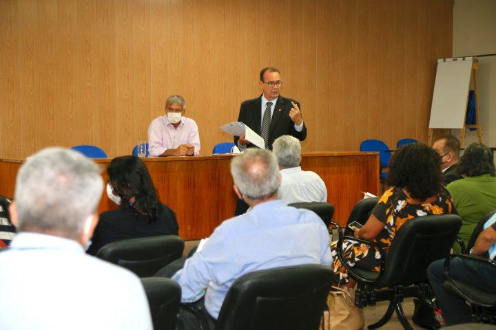 Conselho Estadual de Gerenciamento Costeiro realiza primeira reunião ordinária