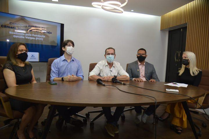 Câmara de Aracaju define data de provas de concurso